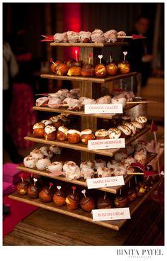 sweets, tower of treats #NENACE
