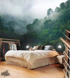 Con Un Humidificador E Ionizador Perfecto Misty Forest Wallpaper Is Also Nice Though Not Exactly What I Am Looking For