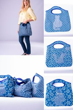 Limited edition handmade utility bags made with love for you to enjoy