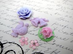 Embellishment Kit - Kaylee by NatashaScrapbooKorner, $1.98 USD