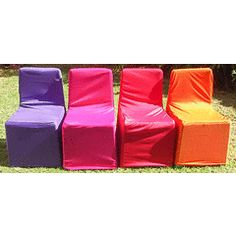 Superbe Kids Chair Covers 50 Pack For R1,400.00   See Our Listing On Www.