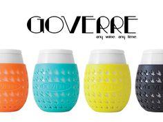 A portable wine glass - Kickstarter campaign for Goverre