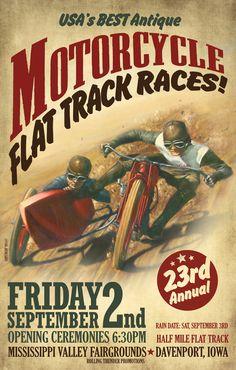 Antique Motorcycle Swap Meet Sept. 1-4 in Iowa | J&P Cycles Blog