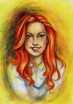 Ginny http://chashirskiy.deviantart.com/art/Her-eyes-374200983