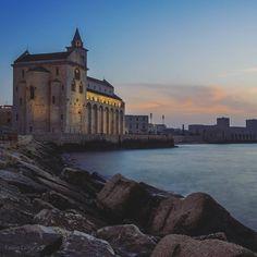 Cattedrale di Trani - Puglia  #goodmorning #trani #cattedrale #puglia…