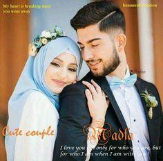 Tumhi ne to bnaya he Muslim Couple Photography, Wedding Photography Poses, Wedding Poses, Wedding Photoshoot, Wedding Couples, Cute Muslim Couples, Romantic Couples, Cute Couples, Couple Portraits
