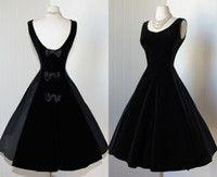 Little black dress  134 Prom Dresses Tea Length af1033a0da9c