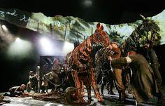 war horse theatre - Google Search