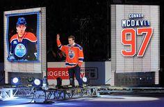 Connor McDavid Connor Mcdavid, Marc Andre, Edmonton Oilers, Hockey Players, Alberta Canada, Ice Hockey, Big Boys, Nhl, Club