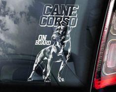 Siberian Husky Sled Dog Sign Decal Car Window Sticker V02 Huskies on Board