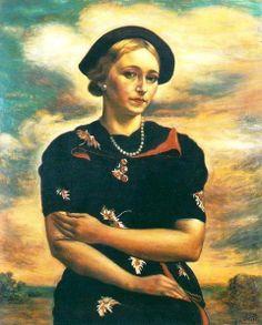 Giorgio de Chirico - L'autunno, 1935. http://anonimodelapiedra.blogspot.com.es