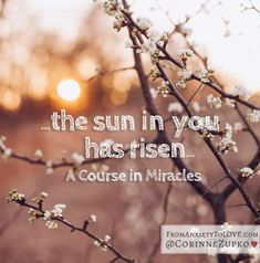 Quotes and Images from A Course in Miracles | From Anxiety to Love http://www.fromanxietytolove.com/about-acim/acim-quote-board/ #ACIM