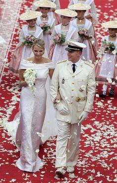 A Look Back at Princess Charlene's Royal Romance With Prince Albert II of Monaco