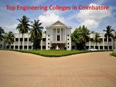 TNEA counselling 2017 - Search best Engineering colleges in Coimbatore | Coimbatore Top Colleges http://tnea.a4n.in/Topcolleges/top_colleges_coimbatore