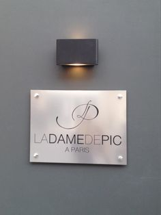 """La Dame de Pic ~ The grande dame of French gastronomy finally opened her first restaurant in Paris. Anne-Sophie Pic delivers an unforgettable sensory experience to her diners. Based on the idea that a dish gets """"looked at, sniffed, tasted and eaten,"""" working with a perfumer was obvious. In developing the menu, she worked with Philippe Bousseton, perfumer at Takasago. The menus are meant to evoke the strongest visceral sense memories of childhood for all of her diners. #Paris #LaDameDePic"""