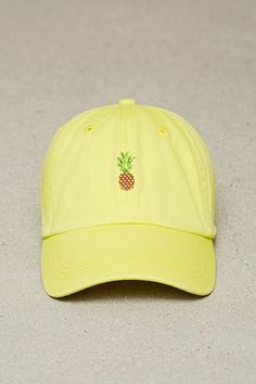 Men Pineapple Baseball Cap