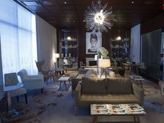SLS LAS VEGAS HOTEL & CASINO: The all-suite Lux tower targets leisure and gambling guests with a VIP check-in room.