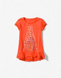 T-SHIRT WITH FRILLS