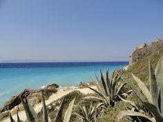 Cliffs of Rhodos.. Postcard perfect!!