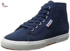 Superga 2095-Sueu, Chaussures de Gymnastique mixte adulte, J41 Blue Night Shadow, 38 - Chaussures superga (*Partner-Link)