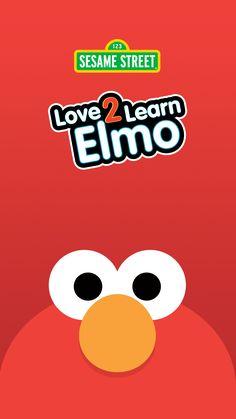 Elmo App | Love2Learn Elmo | Interactive Toys | Hasbro