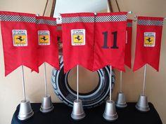 Ferrari Racecar Party