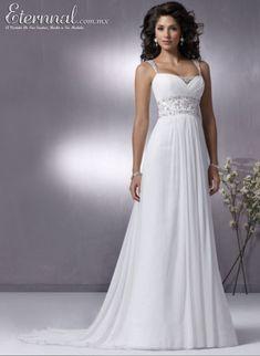 Vestido-de-Novia-ALANNA-corte-estilo-Imperio-y-escote-tipo-Corazon1.jpg (736×1007)