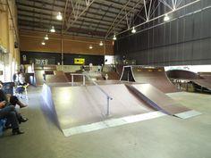 skate park inside - Google 검색 Parks Furniture, Skate Park, Best Interior, Layout, Indoor, Pro Scooters, Sustainable Development, Urban, Bmx