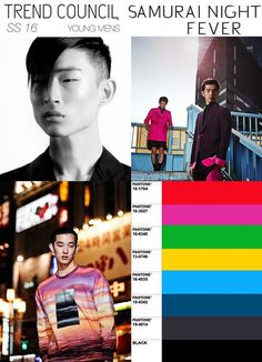 trend color spring summer 2016 men's - Google Search
