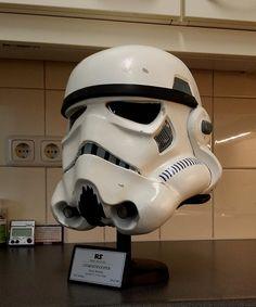 RS PP ANH Stormtrooper Helmet