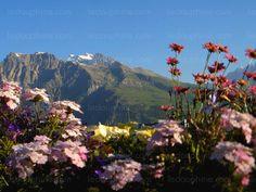 Puy-Saint-Vincent (Hautes-Alpes). Photo prise par Raphaël PERALDO