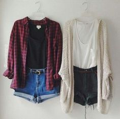 Great outfits. #alternative #style #grunge