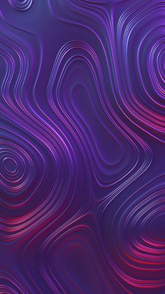 Waves, digital art, lines, abstract, 720x1280 wallpaper