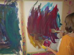 kh2_kinderkunstprojekt abstrakter expressionismus_02