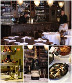 Vin Rouge Restaurant, Durham, NC - Alex Guarnaschelli's favorite French dish is from this restaurant (their version of macaroni & cheese)
