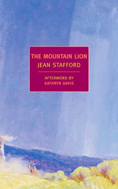 The Mountain Lion, Jean Stafford