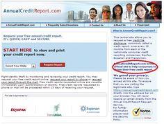 Credit Report  Credit Report    Credit Report Sample