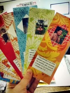 Have you thanked your sponsored child for their part in your life? Tell them in a letter today and maybe make one of these bookmarks to remind them how important they are in your life!