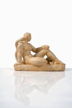 Buy online, view images and see past prices for ELIE JEAN VEZIEN Eve et le serpent. French Sculptor, Serve The Lord, Serpent, Jeans, Lion Sculpture, Arm Cast, Home, Denim, Denim Pants