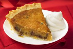 Butter Tart Pie- Enjoy the mouth-watering deliciousness of classic butter tarts in pie that s perfect for sharing. Invite over friends and family and serve up a slice.