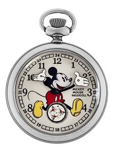 Ingersoll Unisex IND 25834 Ingersoll Mickey Mouse 30's Collection Silver-Tone Pocket Watch    Kids Pocket Watch  Gold Pocket Watches For Sale  Large Pocket Watch  Masonic Pocket Watch  Bulova Pocket Watch  Pocket Watch Vintage  Old Fashioned Pocket Watch  Patek Philippe Pocket Watch  Watch It Pocket Watch  Mickey Mouse Pocket Watch  Classic Pocket Watch  Rare Pocket Watches  American Waltham Pocket Watch