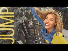 This Video Of Beyonce Free Falling In New Zealand Is The Cutest