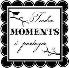 Florilèges - Tampon bois - Tendres Moments