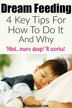 Dream Feed what it is, how it's done and why it can help your baby sleep through the night – Newborn Baby Massage Before Baby, After Baby, Sleep Schedule, Baby Schedule, Newborn Schedule, Sleeping Through The Night, Baby Massage, Be My Baby, Baby Boy