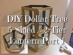 I saw a BEAUTIFUL Lantern at a high end decor store all decorated for Spring and knew I could replicate it for a fraction of the cost. This is Part 1 of a tw...
