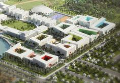 campus design contemporary urban center - Google Search