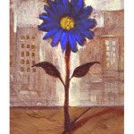Dimensions 19″ x 13″ Image Dimensions: 11.1″ x 16.4″ Edition: 1000 Signed by artist Anything can come from anywhere. This beautiful painting tells the story of how a hopeless flower sprouts from a grim environment.