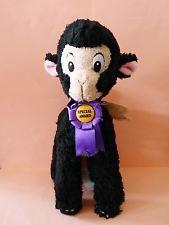 NEW 2015 Tokyo Disneyland Danny the black lamb sheep Plush toys Japan Disney