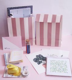 Consigue un precioso lote de papelería para la vuelta al cole! #papeleria…