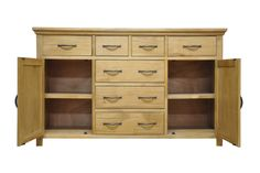 Bringy's new range of Waltham Oak furniture has a beautiful oiled finish that brings out the colour and grain of the wood